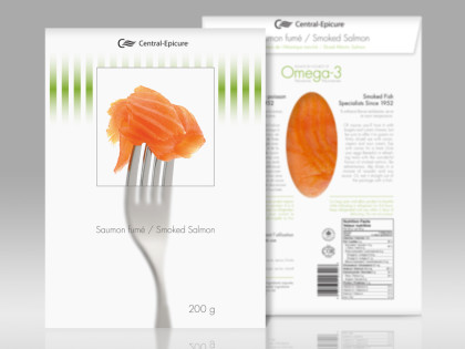 Central Epicure Smoked Salmon