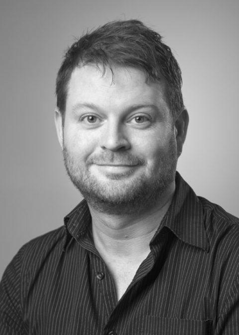 Photo of copywriter Bill Riordan