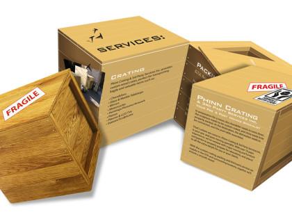 Die Cut Brochure Design