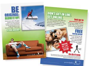 Posterjack Flyer Design