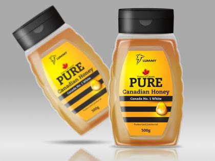 Pure Canadian Honey