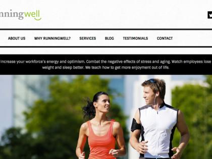 WordPress Site with Blog