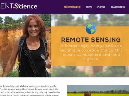 Personal Website & Blog Design