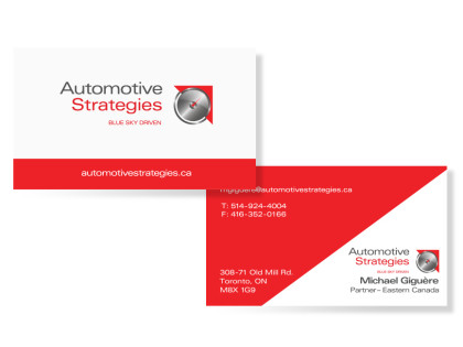 Automotive Strategies