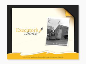Executor's Choice PowerPoint