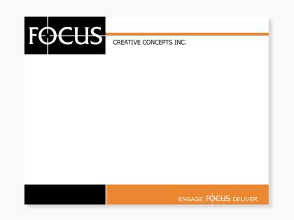 Focus PowerPoint