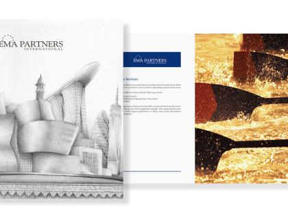 EMA P.I. Brochure Design