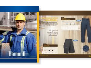 Clothing Catalogue Design