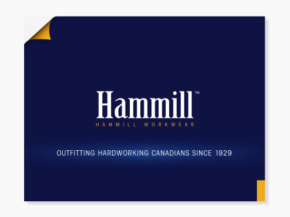 Hammill PowerPoint Template