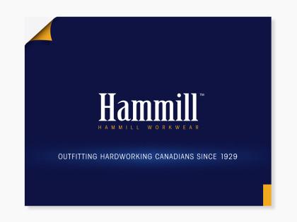 Hammill PowerPoint Template