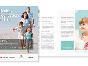 Government Report Design