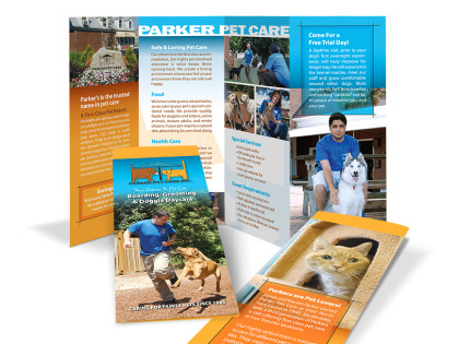 Legal Size Brochure Design
