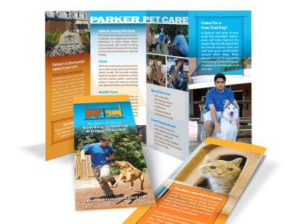Legal Size Brochure Design