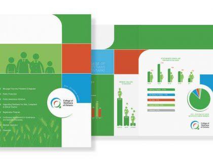 Illustrated Annual Report Design
