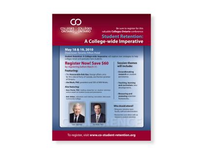 Conference Flyer Design