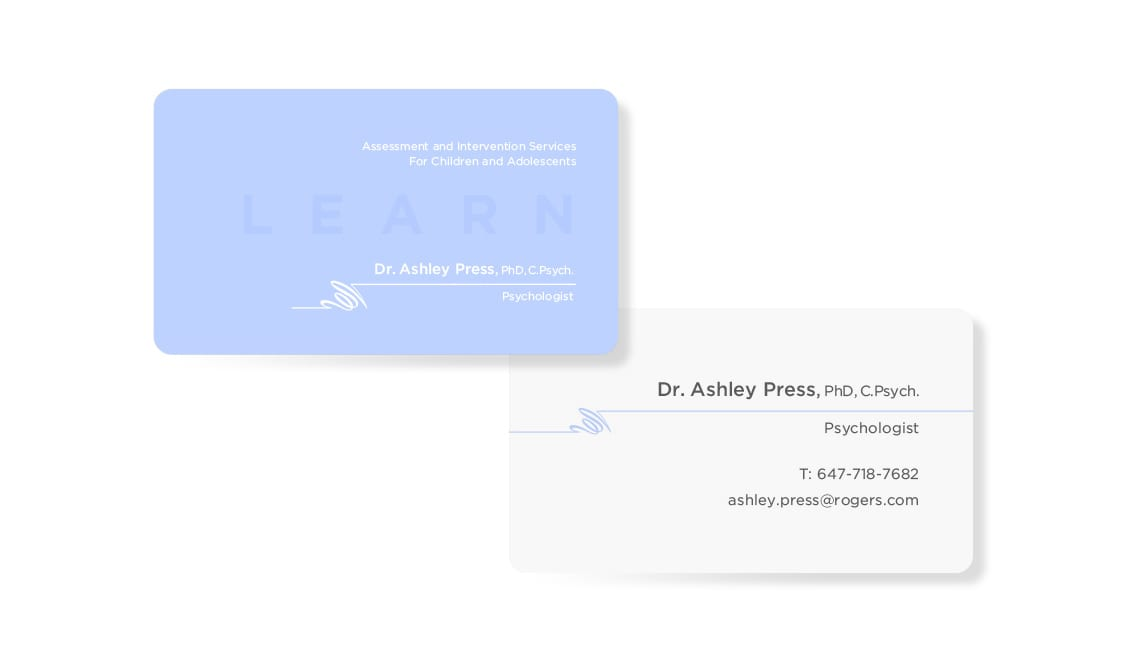 Business cards toronto business card printing dr ashley press colourmoves
