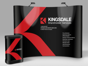 Pop-Up Trade Show Booth Manufacturer