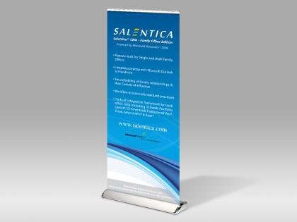 Pop-Up Banner for Salentica