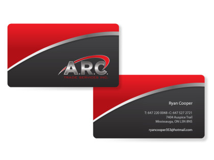 Business cards toronto business card printing arc reheart Images