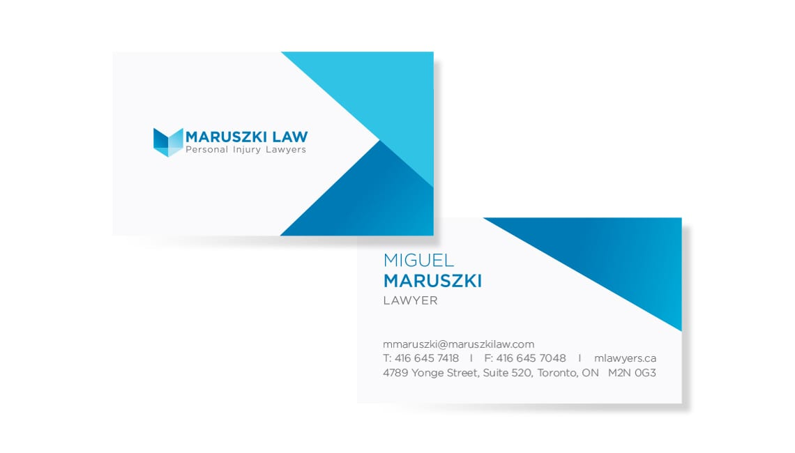 Business cards toronto business card printing maruszki law colourmoves