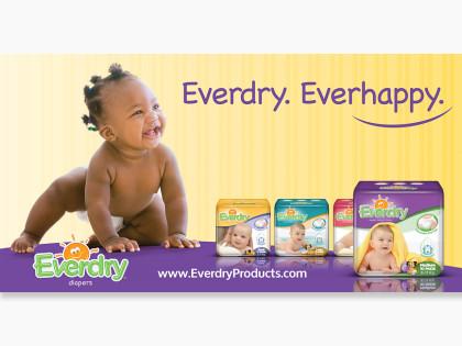 Everdry Billboard