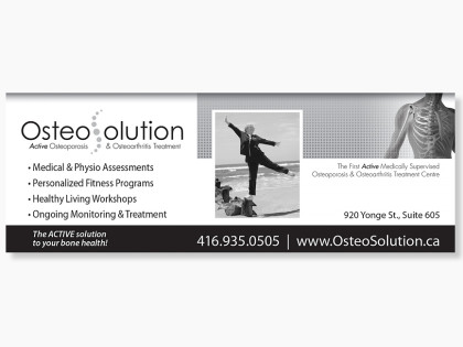Osteosolutions Ad