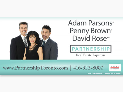 Partnership Billboard