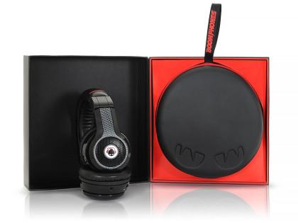 Headphones with Box