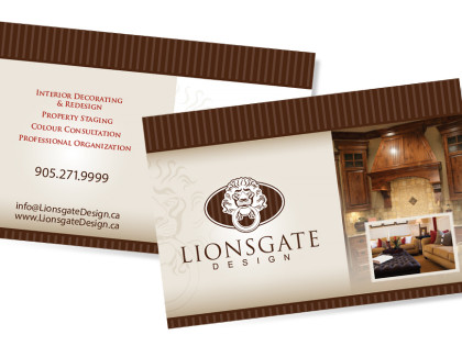 Lionsgate Postcard