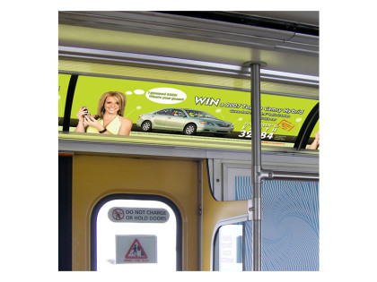 Subway Ad