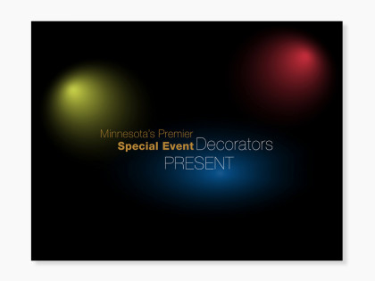 Twin Town Events PowerPoint