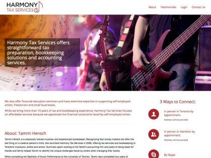 Harmony Tax Services