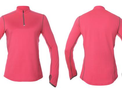 Pink Running Shirt
