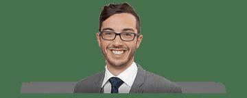 Headshot photo of a Toronto businessman