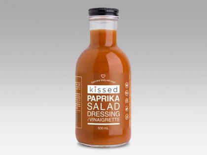 Kissed Paprika Salad Dressing