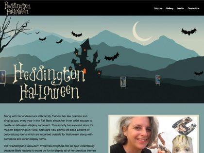 Heddington-Halloween Home